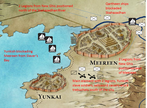 Meereen Besieged