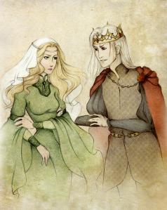 joanna and tywin