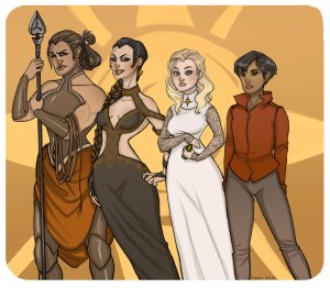 sand_snakes_by_enife-d7uolhs