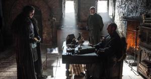 Jon and Stannis