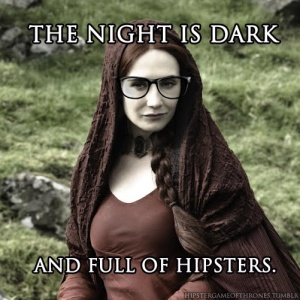 Westerosi hipster