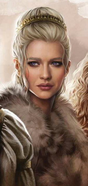 Loves of the Dragon, Mothers of Chaos: The Ladies of Aegon